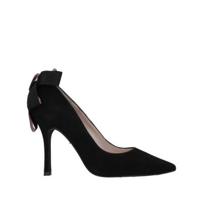 DANIELE ANCARANI レディース パンプス シューズ 靴 ブラック