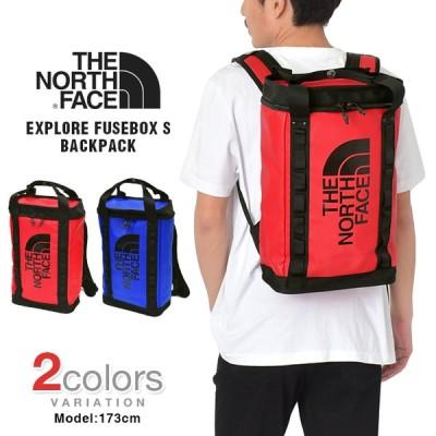 ノースフェイス リュック THE NORTH FACE バックパック TNF EXPLORE FUSEBOX S BACKPACK USモデル メンズ レディース