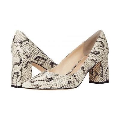 Marc Fisher LTD マークフィッシャーリミテッド レディース 女性用 シューズ 靴 ヒール Zala 12 - Cream Multi/Ramis Snake