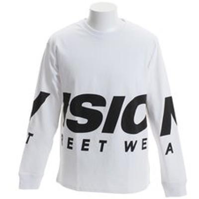 Tシャツ 長袖 BIGロゴ 8723133A-06OFF オンライン価格