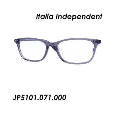Italia Independent(イタリアインディペンデント) メガネ MIC JP5101.071.000 54mm [CRYSTAL GREY]
