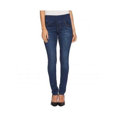 Jag Jeans ジャグジーンズ レディース 女性用 ファッション ジーンズ デニム Petite Nora Pull-On Skinny Butter Denim in Flatiron - Flatiron