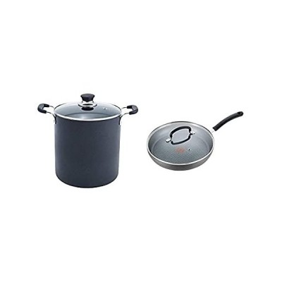 T-fal B36262 Specialty Total Nonstick Dishwasher Safe Oven Safe Stockpot Co