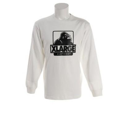 Tシャツ メンズ 長袖 OG 01193102-WHITE