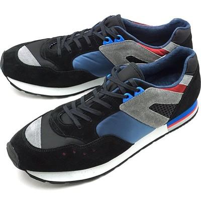 リプロダクション オブ ファウンド REPRODUCTION OF FOUND フレンチ トレーナー FRENCH MILITARY TRAINER スニーカー 靴 BLACK 1300FS FW19