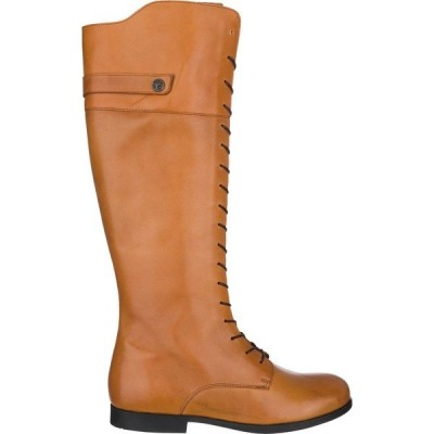 ビルケンシュトック ブーツ&レインブーツ レディース シューズ Longford Boot - Women's Camel Leather