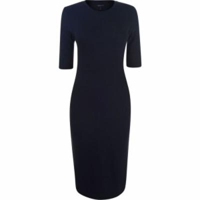 アルマーニ ARMANI EXCHANGE レディース ワンピース ワンピース・ドレス Short Sleeve Dress Navy