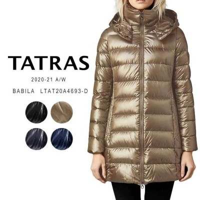 TATRAS タトラス ダウン バビラ BABILA レディース ダウンジャケット ダウンコート LTAT20A4693-D