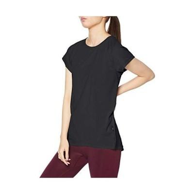 [シーダブリューエックス] アウター トップ ヨガウエア Tシャツ(半袖) 吸汗速乾 DFY580 レディース BL M