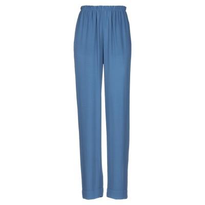 CROSSLEY パンツ ブルー XS 100% レーヨン パンツ