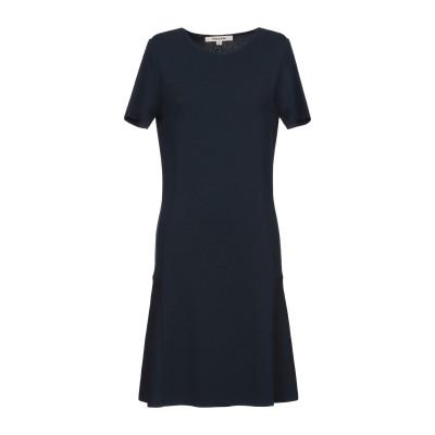 NATAN ミニワンピース&ドレス ダークブルー 3 レーヨン 90% / ポリエステル 10% ミニワンピース&ドレス