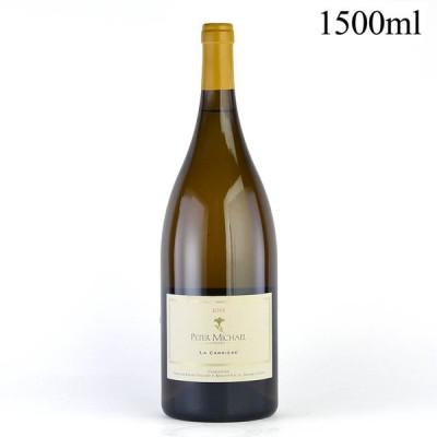 ピーター マイケル シャルドネ ラ キャリエール 2013 マグナム 1500ml ラベル不良 ピーターマイケル カリフォルニア 白ワイン