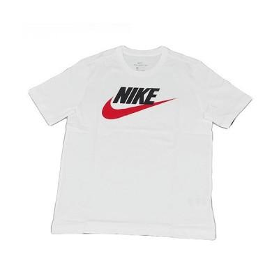 ナイキ フューチュラ アイコン S/S Tシャツ NIKE FUTURA ICON 半袖 トップス 服 カラー:ホワイト/ブラック/ユニバーシティレッド
