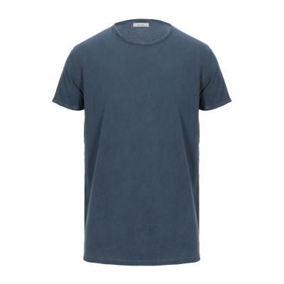 BECOME T シャツ ダークブルー XS コットン 100% T シャツ