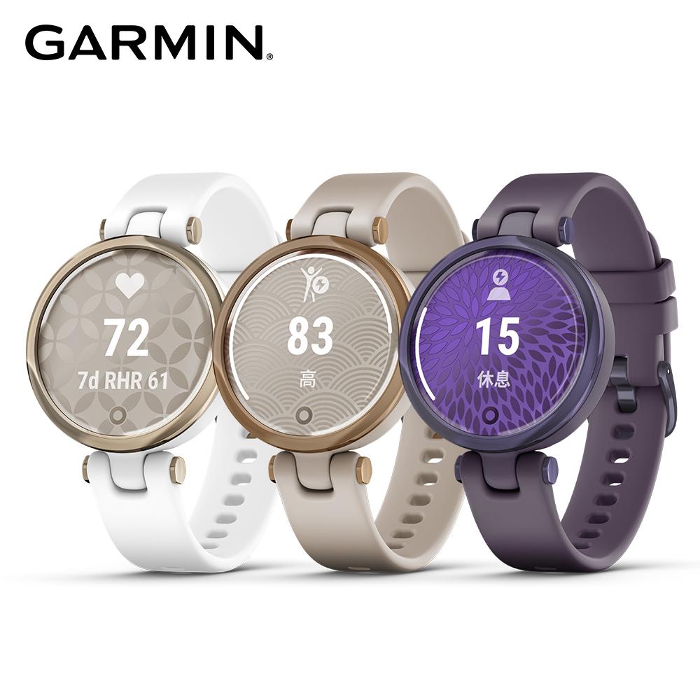 GARMIN Lily 智慧腕錶 運動款