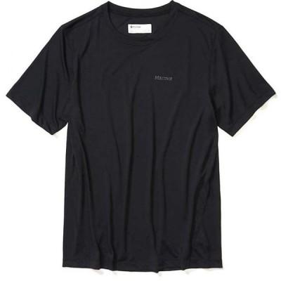 マーモット Marmot メンズ Tシャツ トップス Conveyor T-Shirt Black