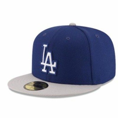 New Era ニュー エラ スポーツ用品  New Era Los Angeles Dodgers Royal/Gray Road Diamond Era 59FIFTY Fitted Hat