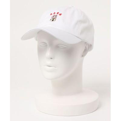 OVERRIDE / 【CASTANO】CA SOUVENIR CAP [商売繁盛] MEN 帽子 > キャップ