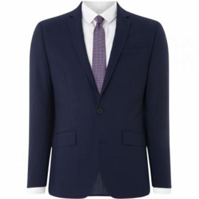 ケネス コール Kenneth Cole メンズ スーツ・ジャケット アウター Harlem Slim Fit Travel Suit Jacket Navy