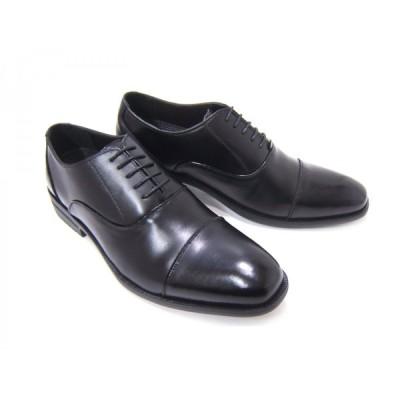 ルーカス コレクション/Lucas Collection YM2910-BLK ブラック 紳士靴 ストレートチップ 内羽根 リクルート ビジネス フレッシャーズ 送料無料 ポイント10倍