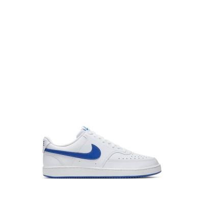 ナイキ メンズ スニーカー シューズ Court Vision Low Sneaker 103 WHITE/GAMERL