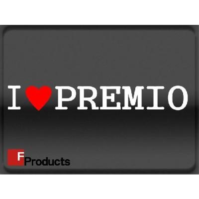 Fproducts アイラブステッカー/PREMIO/アイラブ プレミオ
