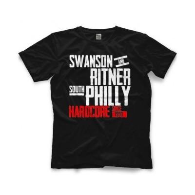 ブルー・ミーニー Tシャツ「BLUE MEANIE Swanson Ritner Tシャツ」アメリカ直輸入プロレスTシャツ ECW WWE WCW アメプロ