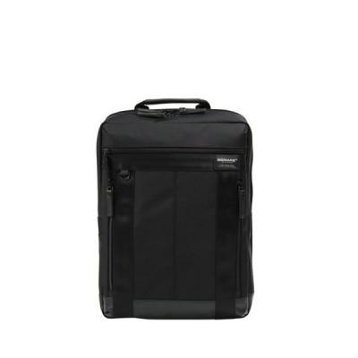 【全商品ポイント10倍】 BERMAS BAUERIII バーマス バウアー ビジネスバッグ リュック S ブラック 6006710
