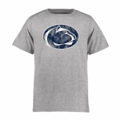 Fanatics Branded ファナティクス ブランド スポーツ用品  Penn State Nittany Lions Youth Ash Classic Primary T-Shirt