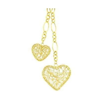 "14K Gold Heart Charm 16""並行輸入品 送料無料"