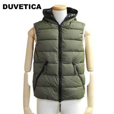 DUVETICA デュベティカ アリステオ ARISTEO QUERCIA ダウンジャケット ダウン ベスト メンズ カーキ グリーン 162-U.2261.00/1162