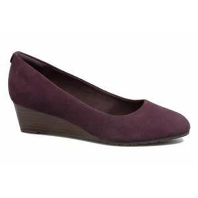 Clarks レディースシューズ Clarks High heels Vendra Bloom Purple Aubergin
