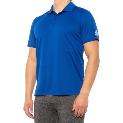 アディダス adidas メンズ ポロシャツ 半袖 トップス Grind Polo Shirt - Short Sleeve Royal Blue/White