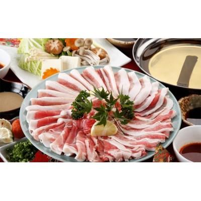 【しゃぶしゃぶ用】豚カルビ(1kg)