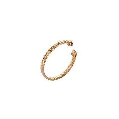 [新品]Ethiopian Gold Color Luxury Brass Copper Bangle Women Fashion Charm Bracele