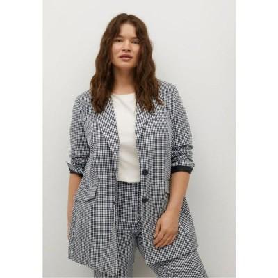 ビオレタ バイ マンゴ ジャケット&ブルゾン レディース アウター Short coat - noir
