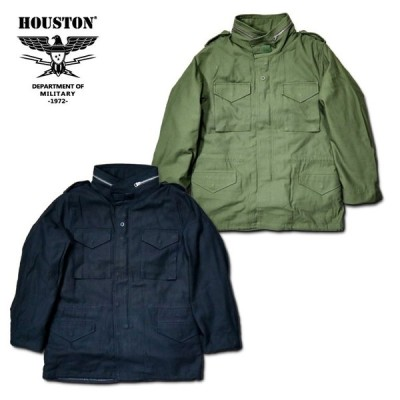 HOUSTON / ヒューストン 50815 M-65 JACKET / M-65 ジャケット -全2色-