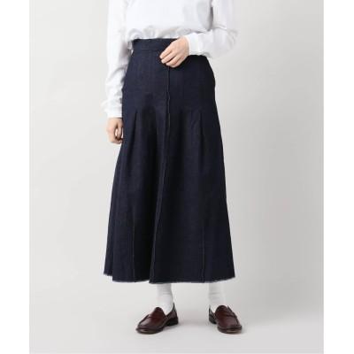 レディース ジョイントワークス 【SOMETHING/サムシング】lily skirt ネイビー 36