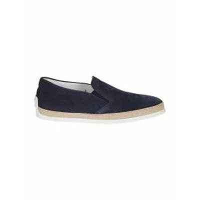 Tods メンズスニーカー Tods Cord Detail Slip-on Sneakers Basic