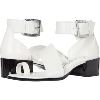 カルバンクライン Calvin Klein レディース サンダル・ミュール シューズ・靴 Pepa White