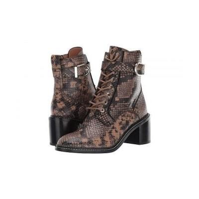 Joie ジョア レディース 女性用 シューズ 靴 ブーツ レースアップブーツ Raster - Camel