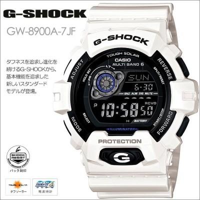 カシオ CASIO Gショック G-SHOCK スタンダードモデル GW-8900A-7JF 腕時計