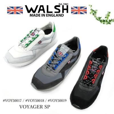 WALSH VOYAGER SP #VOY50017 #VOY50018 #VOY50019 ウォルッシュ ランニングシューズ 超軽量 ユニセックス〔SK〕