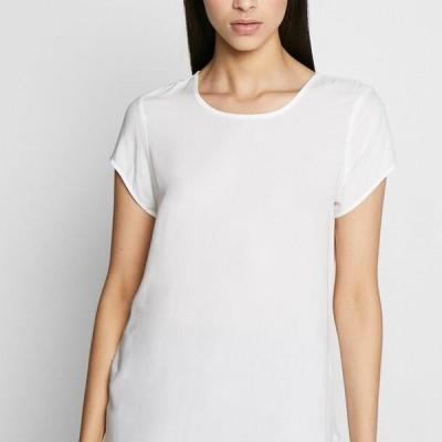ヴェロモーダ レディース ファッション VMBOCA 2 PACK - Blouse - snow white/black