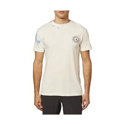 O'NEILL メンズ ポケットロゴ 半袖Tシャツ US サイズ: Small カラー: ブルー
