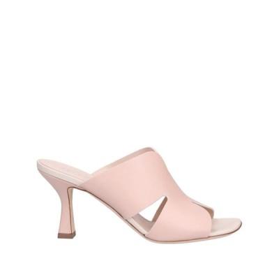 LELLA BALDI サンダル ファッション  レディースファッション  レディースシューズ  サンダル、ミュール  サンダル ライトピンク