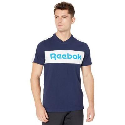 リーボック メンズ シャツ トップス Training Essentials Logo Short Sleeve Graphic Tee