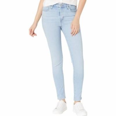リーバイス Levis Womens レディース スキニー・スリム ボトムス・パンツ 721 High Rise Skinny Azure Mood