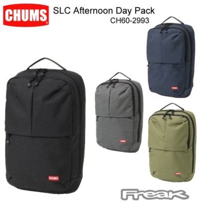 CHUMS チャムス パックパック CH60-2993<SLC Afternoon Day Pack SLCアフタヌーンデイパック(デイパック|リュック)>※取り寄せ品