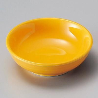 業務用食器 オレンジ丸鉢 φ11×3.5�